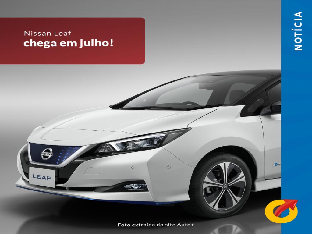 Luzio Veiculos - A melhor opção até você. - Nissan Leaf chega em julho!