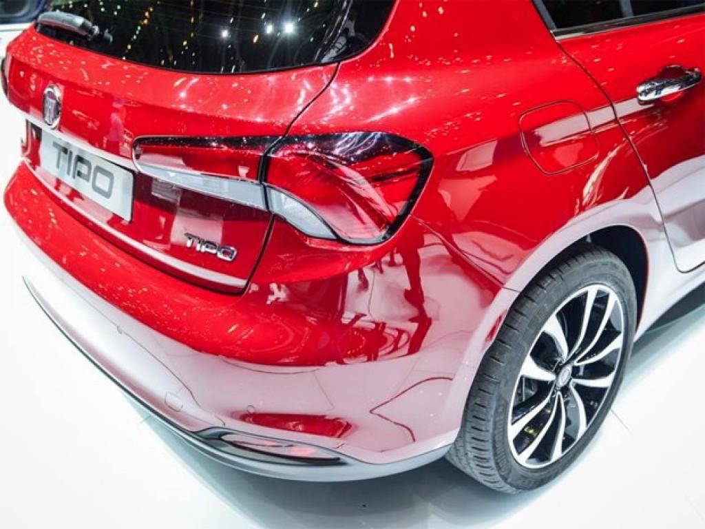 Luzio Veiculos - A melhor opção até você. - Fiat Tipo ganha versões hatch e perua no Salão de Genebra