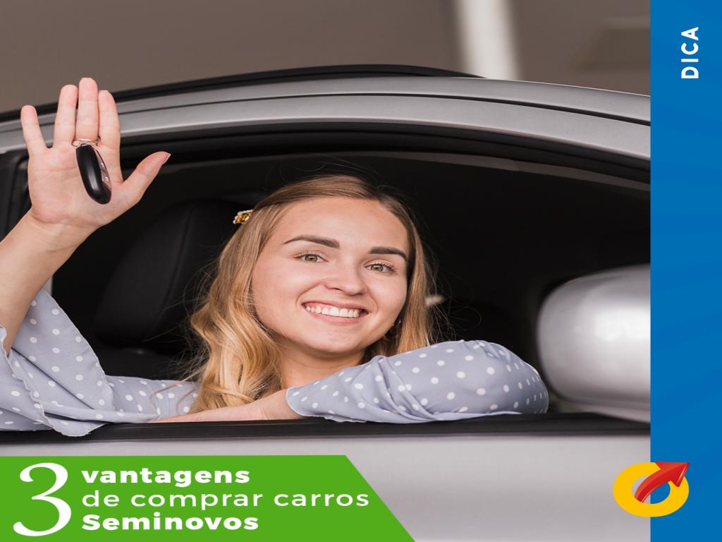 Luzio Veiculos - A melhor opção até você. - 3 vantagens de comprar carros seminovos